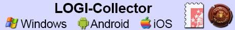 LOGI-Collector, gestion de collections sous Windows et Android g�rez vos activit�s et votre budget philat�lique. - importez/exportez des bases de donn�es philat�liques ms access et des images de timbres. - g�rez vos catalogues et valorisez vos collections. - 32 modes de recherches param�trables ou pr�-d�finis. - cr�ez vos feuilles d'int�rieur et visualisez vos albums virtuels sous forme de diaporama. - interface simple, zoom photos, aide, infos et site internet int�gr�s. - modifiez le contraste, la luminosit� et la couleur des images des timbres. outre les timbres qui restent la priorit�, ce site propose un logiciel de gestion de f�ves aux collectionneurs. Nouveaut� : La diffusion du logiciel de timbres sur une nouvelle cl� USB avec un lot d'images HD